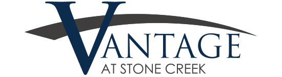 Vantage at Stone Creek Logo